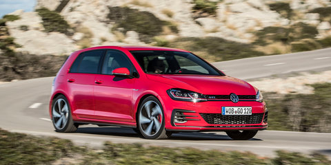 Innovative 2017 Volkswagen Golf GTI Review  CarAdvice