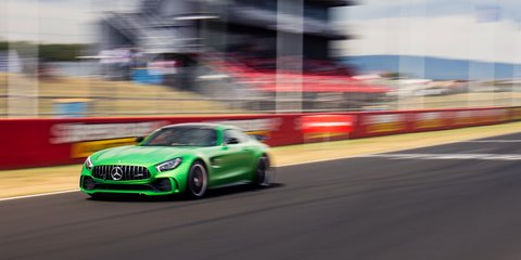 Mercedes-AMG GT R smashes Bathurst lap record by nine seconds