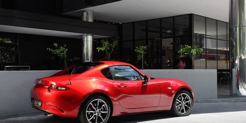 Mazda MX-5 RF gets five-star ANCAP rating