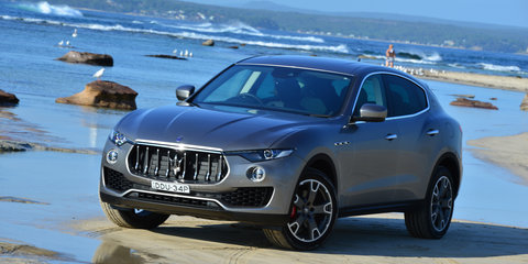 2017 Maserati Levante recalled for pipe fix
