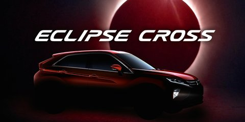 Mitsubishi Eclipse Cross name confirmed for new ASX companion