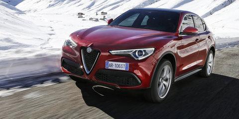 2018 Alfa Romeo Stelvio local details - UPDATE