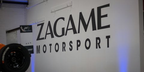 Zagame Motorsport launched as local interest in GT3-level racing booms