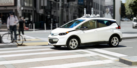 GM's Cruise Automation showcases hands-off driving: video