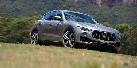 2017 Maserati Levante review