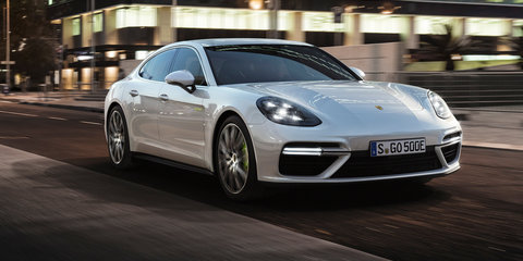 Porsche Panamera Turbo S E-Hybrid revealed, on sale in Australia now