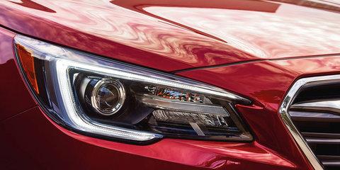 2018 Subaru Liberty facelift revealed - UPDATE
