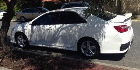 2013 Toyota Aurion Sportivo SX6 Review