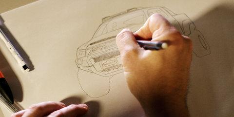 Toyota HiLux Tonka concept teased