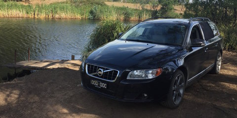 2009 Volvo V70 T6 review Review