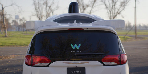 Google's Waymo is speeding away in autonomous vehicle progress