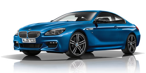 2017 BMW 6 Series M Sport earns 'Limited Edition' status