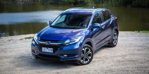 Honda HR-V update coming soon, facelift in 2018