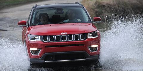 2018 Jeep Compass: Australian details