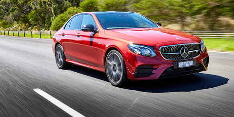 2017 Mercedes-AMG E43 4Matic review