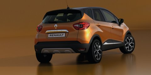 2017 Renault Captur unveiled ahead of Geneva debut - UPDATE