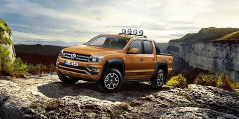 Volkswagen Amarok Canyon to return with V6 power