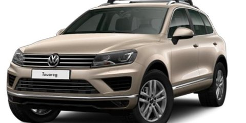 2017 Volkswagen Touareg Adventure edition coming in April