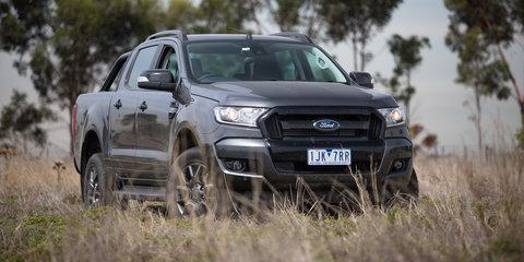 Ford Ranger Australia's number one vehicle in September