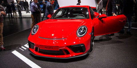 2018 Porsche 911 GT3: Manual back but customers still choosing PDK