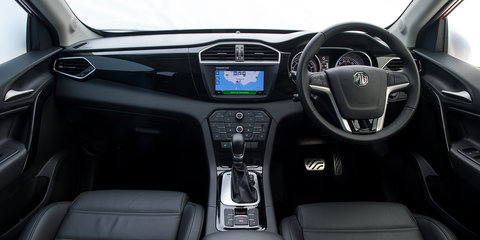 MG and SAIC to pioneer new age of in-car connectivity