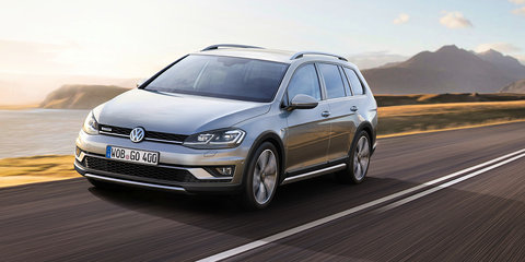 2017 Volkswagen Golf Alltrack pricing and specs: Range grows with entry, flagship models