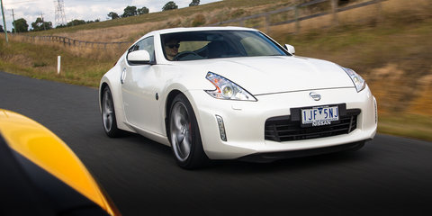 2017 Nissan 370Z Coupe review