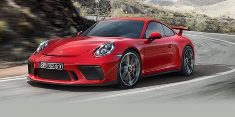 2018 Porsche 911 GT3 revealed, on sale in Australia - UPDATE