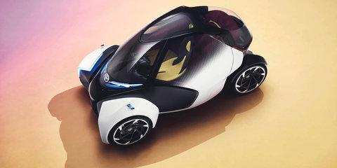 Toyota i-TRIL concept unveiled at Geneva