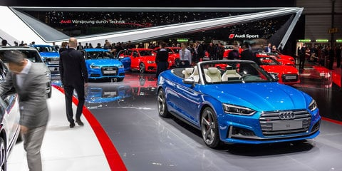 Audi design to become more differentiated from model to model