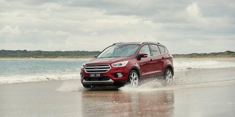 2017 Ford Escape beach blast