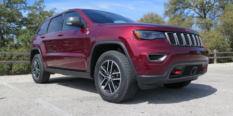 jeep grand cherokee review specification price caradvice. Black Bedroom Furniture Sets. Home Design Ideas
