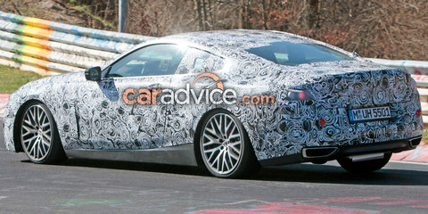 2018 BMW M6, M8 or 6 Series M Sport spied