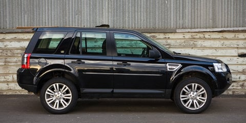 2010 Land Rover Freelander 2 SE TD4 (4x4) review
