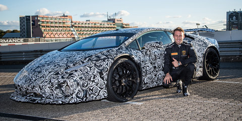 Lamborghini Huracan Performante claims Nurburgring lap record - video