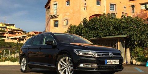 2015 Volkswagen Passat 132TSI review Review