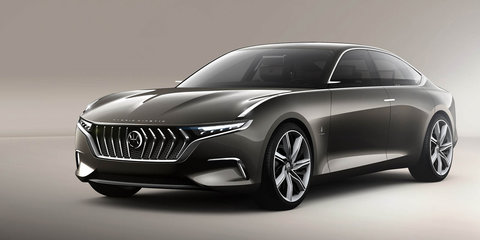 Pininfarina-styled HKG H600 concept headed for production