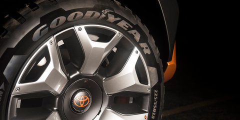 Toyota FT-4X off-roader concept teased ahead of New York debut