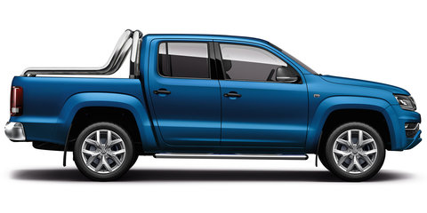 2017 Volkswagen Amarok Ultimate V6 gets matte paint option