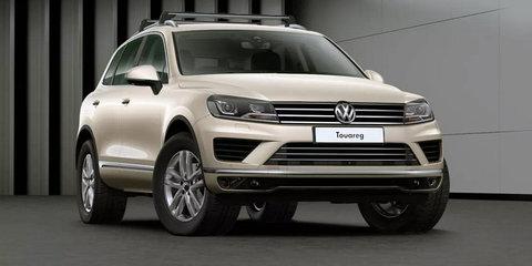 2017 Volkswagen Touareg Adventure edition coming in April