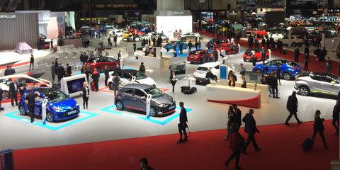 2017 Geneva motor show: Full walkaround experience