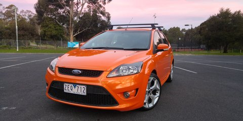 2008 Ford Focus XR5 Turbo Review Review