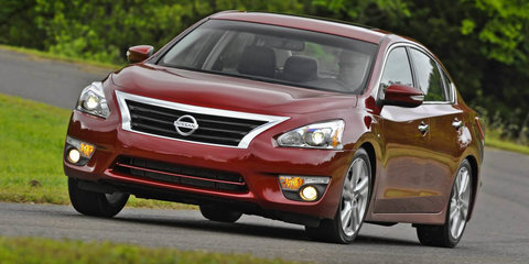 Nissan Altima and Pulsar axed, replacements on the horizon - UPDATE