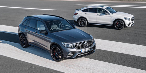 2017 Mercedes-AMG GLC63 revealed, December debut confirmed for Australia