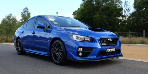 2017 Subaru WRX S-Edition on sale now