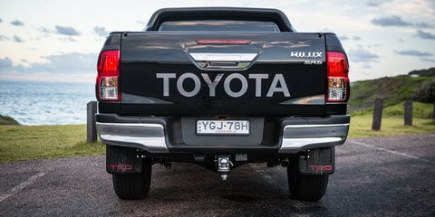 2017 Toyota HiLux TRD review