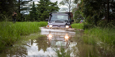 2017 Toyota LandCruiser 70 Series ute review: Long-term report five – off-road
