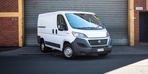 2016-17 Fiat Ducato recalled for exhaust fix
