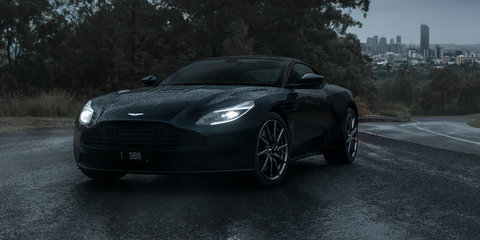 Aston Martin DB11, V8 Vantage recalled - UPDATE