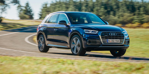 2017 Audi Q5 sport 2.0 TDI review